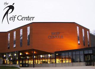 The Reif Center building exterior in Grand Rapids